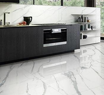 White Marble Tile Collection