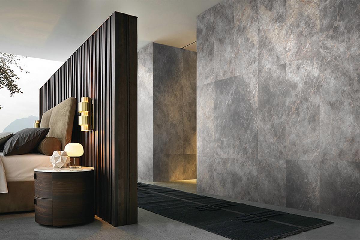 Fior Di Bosco Marble Tile Ceramic Imitation Marble