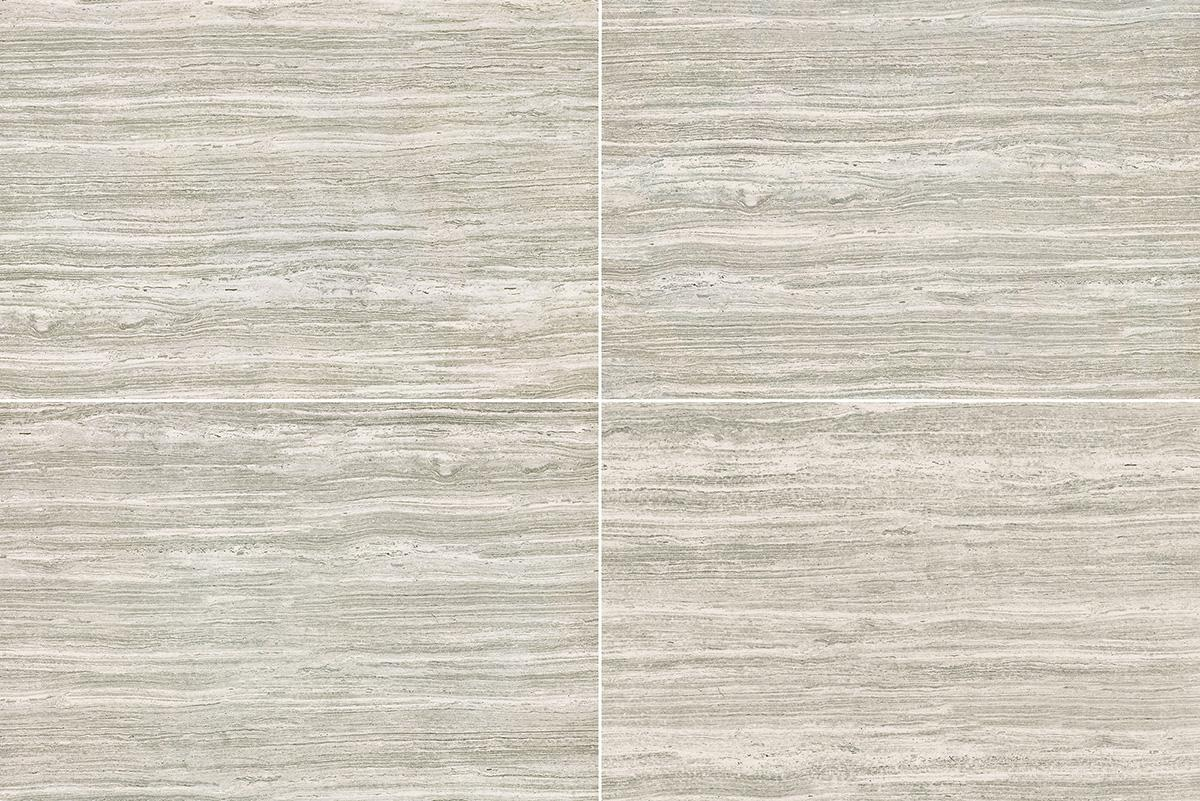 Wood Grain Grey Marble Tile Ceramic Tile Gani Tile