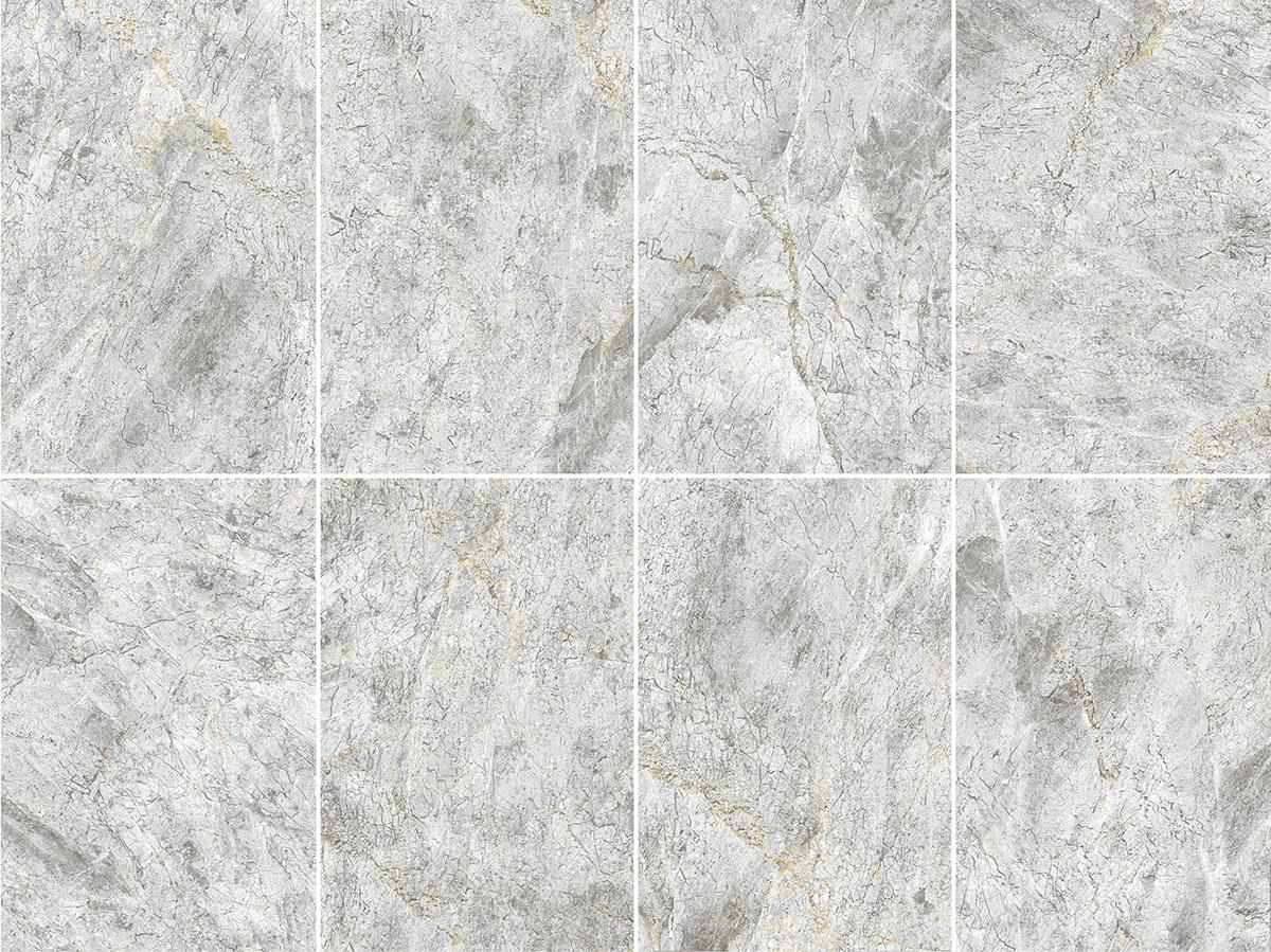 Premium Castle Grey Marble Tile Ceramic Imitation Marble